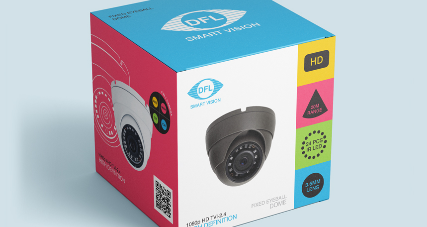 cctv packaging